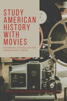 Learn American History with Movies