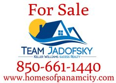 """Should Sellers Pay Closing Costs?    I have run unto a article that can really relate to our area in Panama City! So, the question at hand is, """"Sho..."""