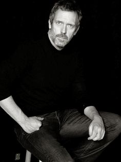 Hugh Laurie-L'Oréal Paris Men wallpaper in The Hugh Laurie Club Famous Men, Famous People, Everybody Lies, Gregory House, House Md, Hugh Laurie, People Photography, Loreal Paris, Im In Love