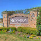 Heron Bay Sign