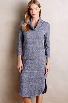 Cowled Midi Chemise by Saturday/Sunday - anthropologie.com