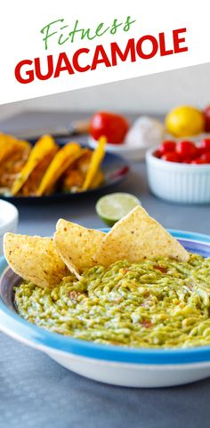 Guacamole, Good Food, Health Fitness, Low Carb, Cooking, Ethnic Recipes, Kitchen, Healthy Food, Fitness