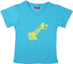 Bakker Made With Love - Crane Tee from Shan and Toad