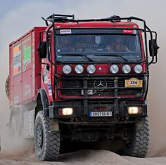 paris dakar trucks - Google Search
