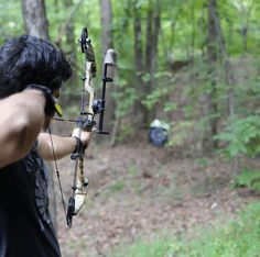 I thought buying a compound bow would be as easy as walking into a shop and picking one out that I liked. Turns out there's a lot more to it.