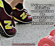 Solía ser muy floja y ahora espero el momento para hacer ejercicio. Aquí te doy 5 datos para iniciar una rutina de actividad física y no renunciar a ella.  #ejercicio  #actividadfísica  #salud #entrenamiento  #bienestar  #workout #lifestyle  #estilodevida  #bblogger  #blogger #health  #rutina  #tips  #datos  #donotquit #stayfit  #fitness #spanish #newbalance