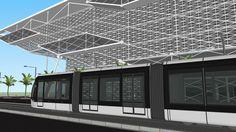 Modelo para TCM em CG, projeto de anexo para FBN no Rio de Janeiro - 3D Warehouse