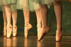 ballet shoes #ballet