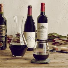 Wine not have a glass? You deserve it.
