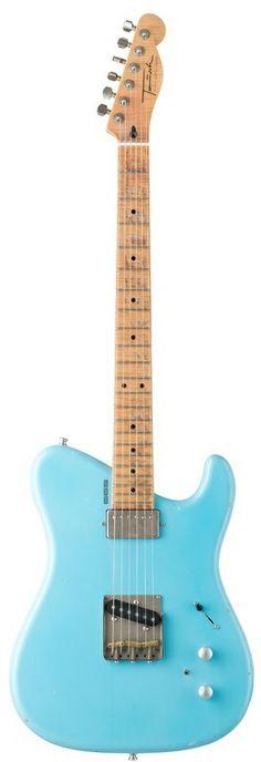 Tausch Electric Guitars 665 Series Raw