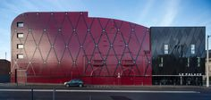 Comedie de Bethune – National Drama Theater / Manuelle Gautrand Architecture