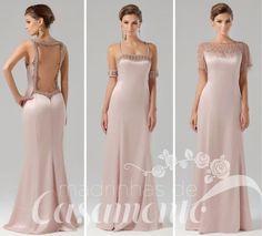 Madrinhas de casamento: Elegantes, lindos e românticos: vestidos para madrinhas e mães!