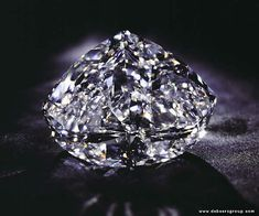 """The De Beers """"Centenary Diamond.""""  Recovered at the Premier Mine in South Africa on July 17, 1986, the 273.85 carat Centenary Diamond (rough weight 599 carats) is one of the world's largest top-color diamonds ever found.  Cutting of this spectacular piece was completed in 1991 by master cutter Gabi Tolkowsky.   Gorgeous!!"""