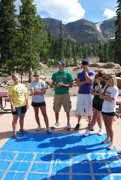Gridwalk Teambuilding Activity