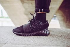 adidas Originals Tubular Doom PK Core Black