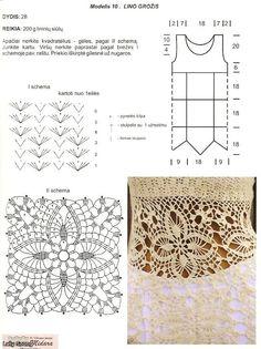 pattern for crochet dress