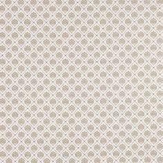 Warwick Fabrics : KENNETT, Colour SNOW