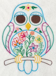 Machine Embroidery Designs at Embroidery Library! - Color Change - J5868
