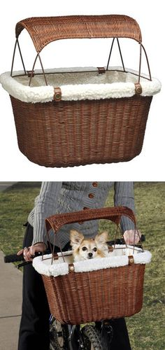 Tagalong #Pet #Bike #Basket