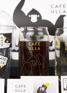 Café Ulla on Packaging of the World - Creative Package Design Gallery