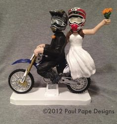 Custom Caricature Cake Topper by Paul Pape Designs. Fully customizable based on your ideas and design   Made on Hatch.co