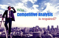 What is Competitive Analysis & why required in seo services?