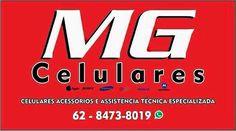 Eu recomendo MG Celulares- Campinas, #Goiânia, #Goiás, #Brasil