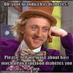 Diabetes Cuteness