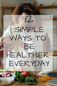 If you are trying to lose weight or avoid the here are 12 easy ways that you can be healthier each day. Lose of Fat Every 72 Hours! Learn the Fast Weight Loss Healthy Kids, Healthy Habits, Healthy Living, Healthy Recipes, Ways To Be Healthier, How To Stay Healthy, Stress Eating, Stay In Shape, Trying To Lose Weight