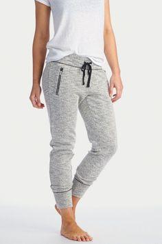 Grey Aerie Skinny Jogger Jogging Pants,