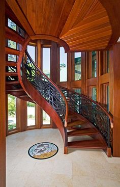 Stairs - Wadmalaw SC Real Estate Auction, Charleston Area Wadmalaw South Carolina Luxury Real Estate Auctions