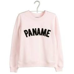 Sweat paname Rose CLAUDIE PIERLOT FEMME - Boutique en ligne CLAUDIE PIERLOT - Place des Tendances.