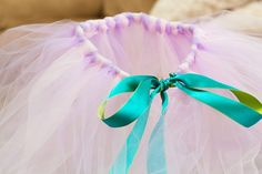 If your little girl loves ballet, this easy to make, sewing-free tutu will have her dancing and twirling.