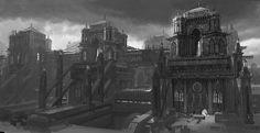 Carlo Balassu : Churches Warhammer