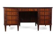 Danish Rosewood Desk c1950