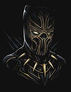 Black Panther - Golden Jaguar, T'Challa