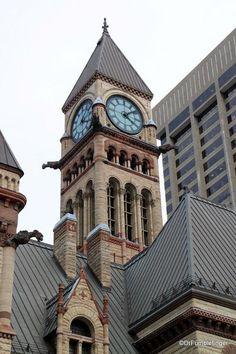 Clocktower, Old Toronto City Hall