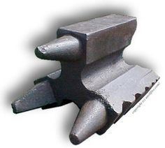 Tri-Anvil Swage- what on earth. Forging Tools, Blacksmith Tools, Blacksmith Projects, Metal Projects, Welding Projects, Metal Crafts, Antique Tools, Old Tools, Knife Making Tools
