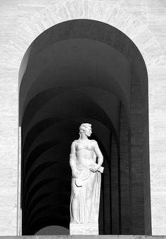 Metaphysical EUR. Rome