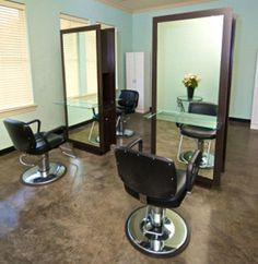 Salon mirrors on pinterest salons glass shelves and for Full length mirror with shelf