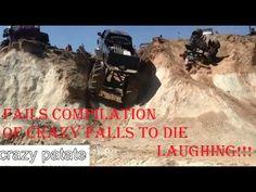 [FAILS COMPILATION] des chutes de dingue à mourir de rire CRAZY PATATE