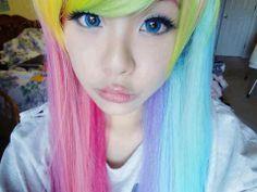 Cabello de color
