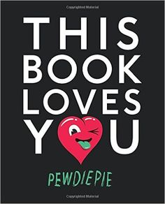 Download This Book Loves You by PewDiePie PDF, Kindle, Ebook, This Book Loves You PDF  Download Link >> http://ebooks-pdfs.com/this-book-loves-you-by-pewdiepie/