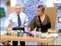 Luiz Fernando dá dicas sobre marmorização no Programa Mais Você, da Rede Globo - YouTube