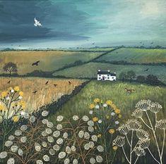 September Fields by Josephine Grundy