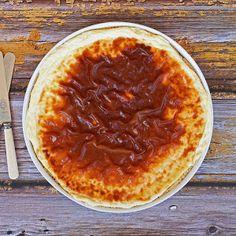 Σοκολατόπιτα   Always Hungry Flan, Always Hungry, Pancakes, Pie, Desserts, Tarts, Pudding, Torte, Creme Caramel