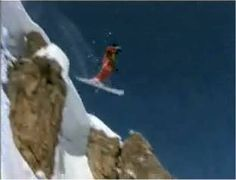 """Past - Inspired - In 1986 Regis Rolland, a French snowboarder, stars in """"Apocalypse Snow"""". His staring launches a new European Snowboarding generation of fans who organize their own regional events, such as the Swiss championship in St. Moritz. (Pistehors, 2006)"""