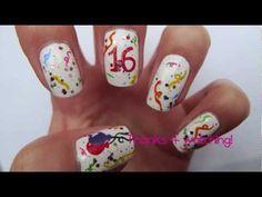 Celebration/nail designs