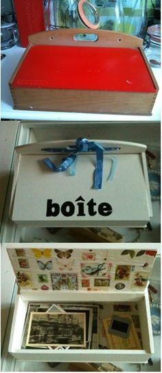 restyled box