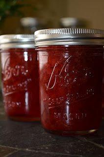 Easy Strawberry Jam.  Each jar breaks down to $1.81 each.